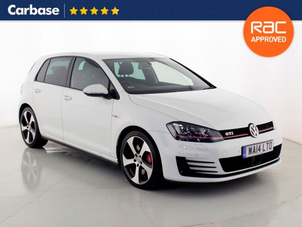 (2014) Volkswagen Golf 2.0 TSI GTI 5dr [Performance Pack] Satellite Navigation - Bluetooth Connection - Parking Sensors - DAB Radio