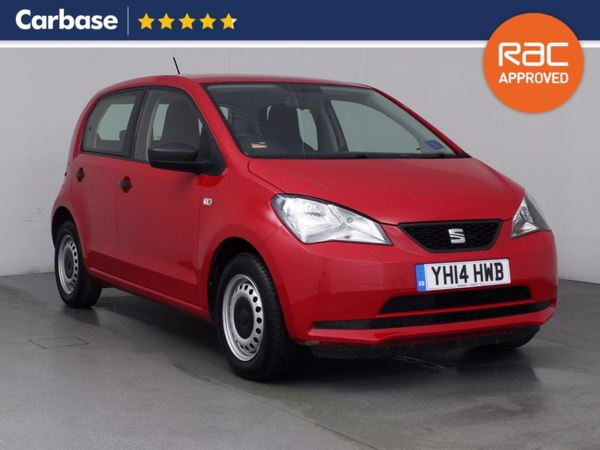 (2014) SEAT Mii 1.0 S 5dr [AC] £20 Tax - Aux MP3 Input - 1 Owner
