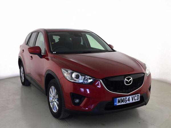 (2015) Mazda CX-5 2.2d SE-L 5dr - SUV 5 Seats Luxurious Leather - Bluetooth Connection - £30 Tax - Aux MP3 Input - Rain Sensor