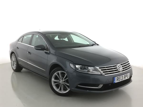 (2013) Volkswagen CC 2.0 TDI BlueMotion Tech 4dr £930 Of Extras - Satellite Navigation - Bluetooth Connection - £30 Tax