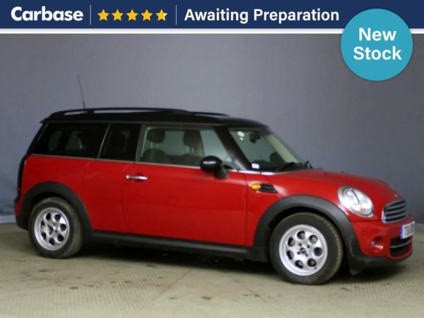 (2012) MINI Clubman 1.6 Cooper [122] 5dr Auto Estate Parking Sensors - DAB Radio - Aux MP3 Input - Rain Sensor - 1 Owner - 6 Speed - Air Conditioning