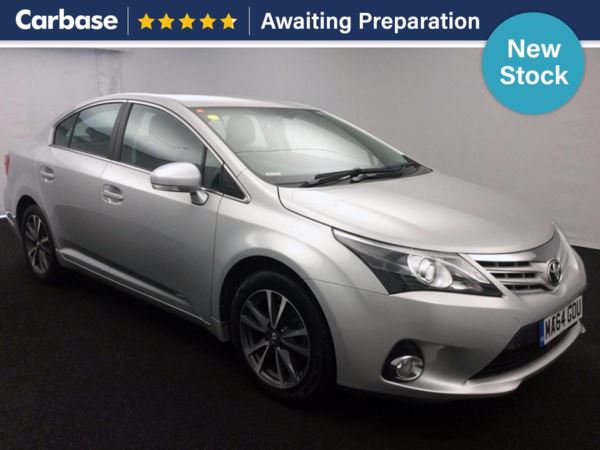 (2014) Toyota Avensis 2.0 D-4D Icon 4dr Bluetooth Connection - £30 Tax - DAB Radio - Aux MP3 Input - USB Connection