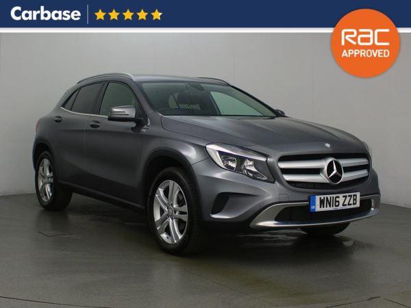 (2016) Mercedes-Benz GLA Class GLA 200d Sport 5dr Auto - SUV 5 Seats Bluetooth Connection - £20 Tax - Aux MP3 Input - Rain Sensor - Cruise Control - 1 Owner