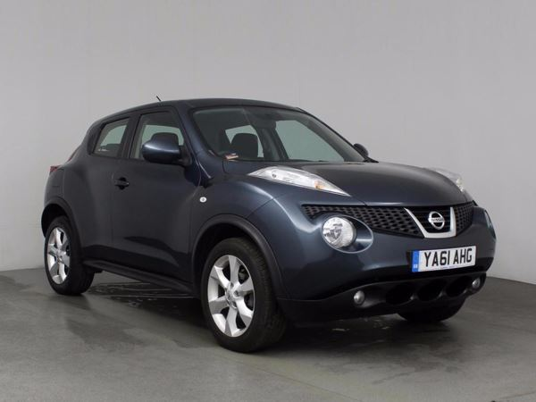(2012) Nissan Juke 1.6 Acenta 5dr - SUV 5 Seats Bluetooth Connection - USB Connection - Cruise Control - Climate Control