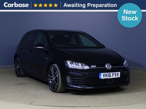 (2016) Volkswagen Golf 2.0 TDI GTD 5dr Satellite Navigation - Bluetooth Connection - £30 Tax - Parking Sensors - DAB Radio - Rain Sensor