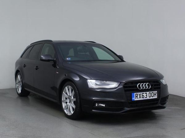 (2013) Audi A4 2.0 TDI 150 S Line 5dr £1510 Of Extras - Luxurious Leather - Bluetooth Connection - Parking Sensor