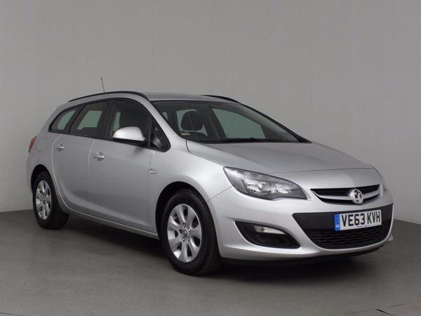 (2013) Vauxhall Astra 1.7 CDTi 16V ecoFLEX 130 Design 5dr [105g/km] [SS] Estate £20 Tax - Aux MP3 Input - 6 Speed - Air Conditioning