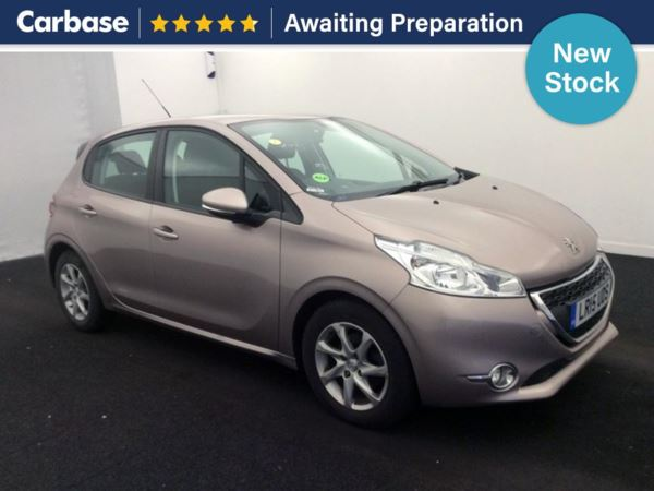 (2015) Peugeot 208 1.4 e-HDi Access+ 5dr EGC Bluetooth Connection - DAB Radio - Aux MP3 Input - USB Connection