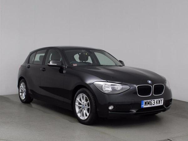 (2014) BMW 1 Series 116d EfficientDynamics 5dr Bluetooth Connection - Zero Tax - DAB Radio - Aux MP3 Input - USB Connection