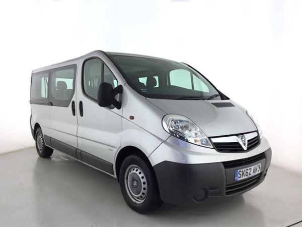 (2012) Vauxhall VIVARO ECOFLEX COMBI CDTI MPV 9 SEATS Aux MP3 Input - 1 Owner - 9 SEATS