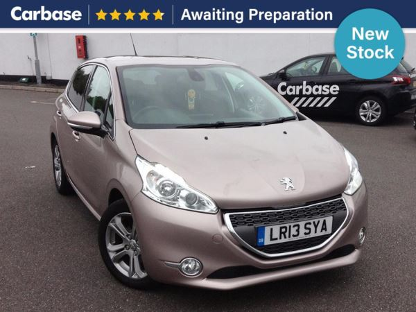 (2013) Peugeot 208 1.2 VTi Allure 5dr Bluetooth Connection - £20 Tax - DAB Radio - Aux MP3 Input - USB Connection