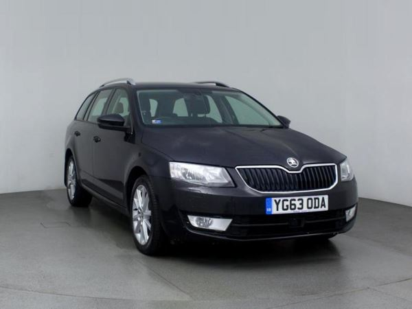 (2013) Skoda Octavia 1.6 TDI CR Elegance DSG Auto £650 Of Extras - Satellite Navigation - Bluetooth Connection - £20 Tax
