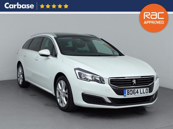 (2014) Peugeot 508 2.0 HDi Active 5dr Estate Panoramic Roof - Satellite Navigation - Bluetooth Connection - Parking Sensors