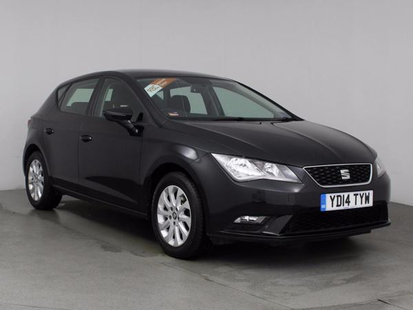 (2014) SEAT Leon 1.6 TDI SE 5dr Bluetooth Connection - Zero Tax - Aux MP3 Input - USB Connection - Cruise Control