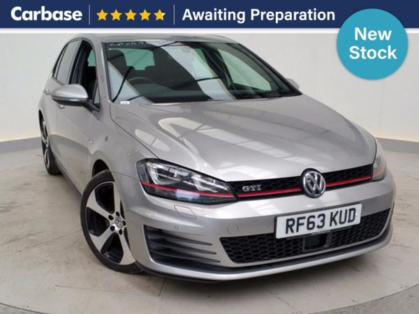 (2014) Volkswagen Golf 2.0 TSI GTI 5dr £2985 Of Extras - Satellite Navigation - Luxurious Leather - Bluetooth Connection