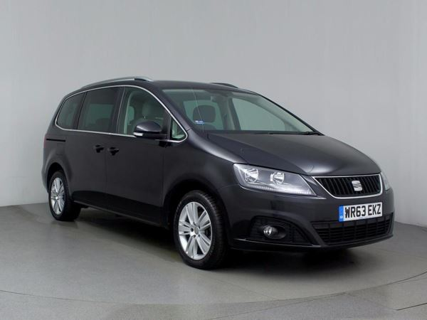 (2013) SEAT Alhambra 2.0 TDI CR Ecomotive SE 5dr - MPV 7 SEATS Bluetooth Connection - Parking Sensors - Aux MP3 Input - USB Connection