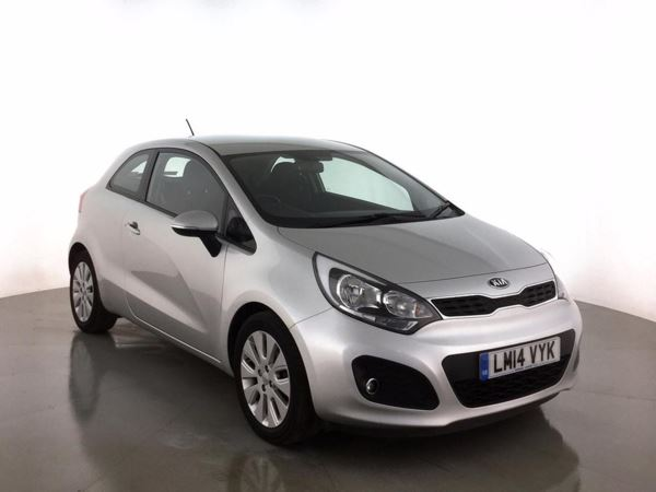 (2014) Kia Rio 1.25 2 3dr £30 Tax - USB Connection - Air Conditioning - 1 Owner