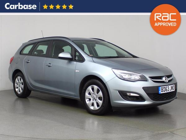 (2014) Vauxhall Astra 1.7 CDTi 16V ecoFLEX 130 Design 5dr [Start Stop] Estate £30 Tax - Aux MP3 Input - 6 Speed - Air Conditioning - 1 Owner