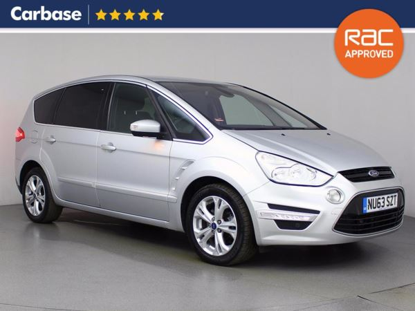 (2013) Ford S-MAX 2.0 TDCi 140 Titanium 5dr Powershift £970 Of Extras - Bluetooth Connection - Parking Sensors - DAB Radio