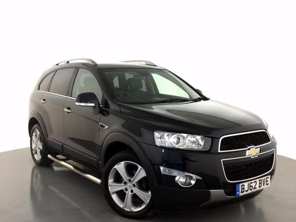 (2012) Chevrolet Captiva 2.2 VCDi LTZ 5dr [7 Seats] Satellite Navigation - Parking Sensors - Aux MP3 Input - Rain Sensor