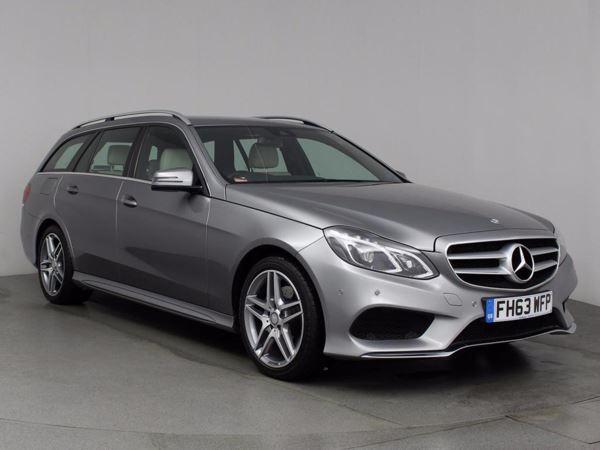 (2014) Mercedes-Benz E Class E220 CDI AMG Sport 5dr 7G-Tronic £1280 Of Extras - Satellite Navigation - Bluetooth Connection - Parking Sensors
