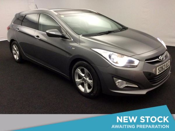(2013) Hyundai i40 1.7 CRDi [136] Blue Drive Premium 5dr Panoramic Roof - Satellite Navigation - Bluetooth Connection - £30 Tax