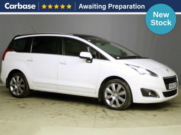 (2014) Peugeot 5008 1.6 HDi Allure 5dr - MPV 7 Seats Panoramic Roof - Satellite Navigation - Bluetooth Connection - Parking Sensors - Aux MP3 Input