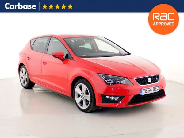 (2015) SEAT Leon 2.0 TDI 184 FR 5dr [Technology Pack] Satellite Navigation - Bluetooth Connection - Parking Sensors - DAB Radio
