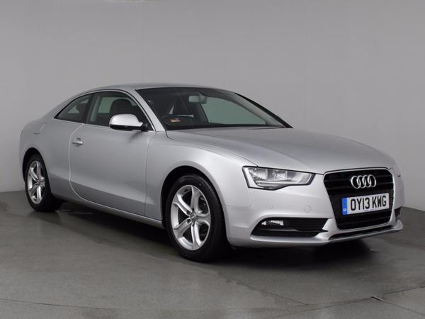 (2013) Audi A5 2.0 TDIe 163 SE Technik 2dr £3835 Of Extras - Satellite Navigation - Luxurious Leather - Bluetooth Connectivity