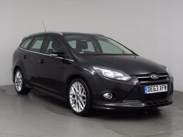 (2013) Ford Focus 2.0 TDCi 163 Zetec S 5dr Bluetooth Connection - DAB Radio - Aux MP3 Input - USB Connection - 6 Speed