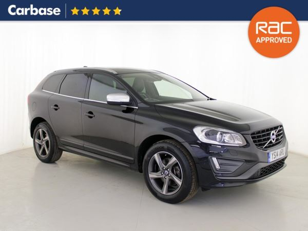 (2014) Volvo XC60 D4 [181] R DESIGN Lux Nav 5dr Geartronic - SUV 5 Seats £3735 Of Extras - Satellite Navigation - Luxurious Leather - Bluetooth Connection - Parking Sensors