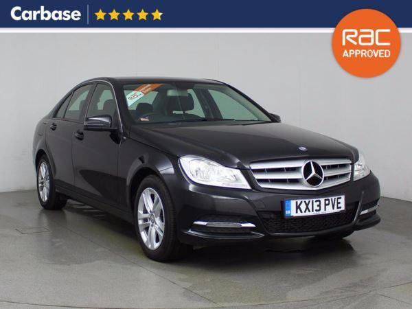 (2013) Mercedes-Benz C Class C220 CDI BlueEFFICIENCY Executive SE 4dr Luxurious Leather - Bluetooth Connection - £20 Tax - Parking Sensors - Aux