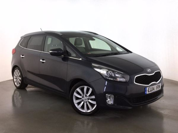(2014) Kia Carens 1.7 CRDi 3 5dr - MPV 7 SEATS Panoramic Roof - Bluetooth Connection - USB Connection - Rain Sensor