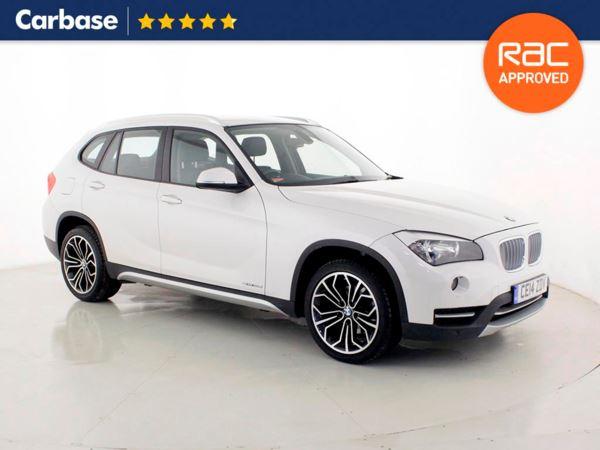 (2014) BMW X1 sDrive 18d xLine 5dr Step Auto £1930 Of Extras - Luxurious Leather - Bluetooth Connection - Parking Sensor
