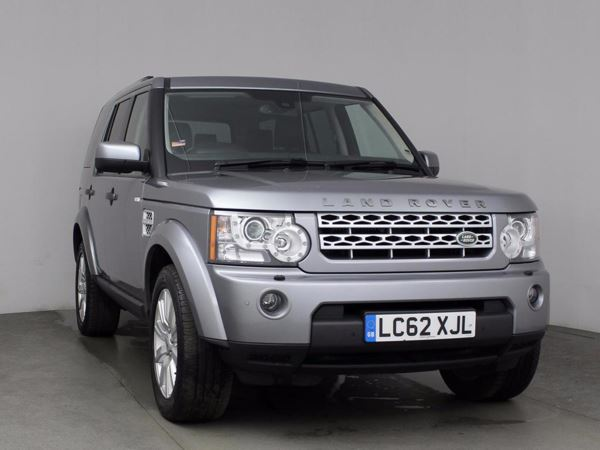(2012) Land Rover Discovery 3.0 SDV6 255 XS 5dr Auto With Paddle Shift SUV 7 Seats £3020 Of Extras - Satellite Navigation - Luxurious Leather - Bluetooth Connection
