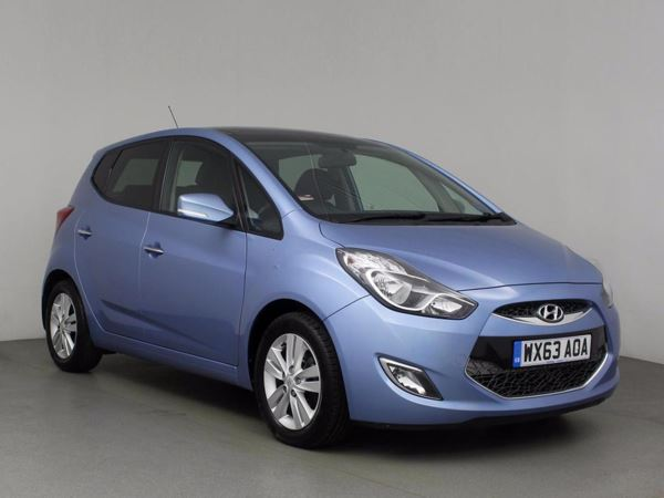 (2013) Hyundai Ix20 1.6 CRDi Blue Drive Style 5dr - MPV 5 SEATS Panoramic Roof - Bluetooth Connection - £30 Tax - USB Connection - Air Condioning