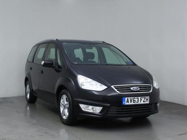 (2013) Ford Galaxy 2.0 TDCi 140 Zetec 5dr - MPV 7 SEATS Bluetooth Connection - Parking Sensors - Aux MP3 Input - 6 Speed - Climate Control