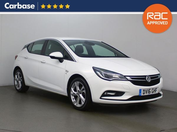 (2016) Vauxhall Astra 1.4T 16V 150 SRi Nav 5dr Satellite Navigation - Bluetooth Connection - DAB Radio - Aux MP3 Input - USB Connection