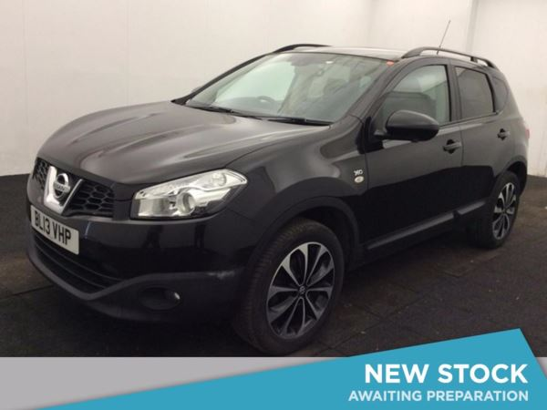(2013) Nissan Qashqai 1.6 [117] 360 5dr - SUV 5 SEATS Panoramic Roof - Satellite Navigation - Bluetooth Connection
