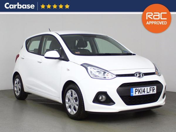 (2014) Hyundai i10 1.2 SE 5dr £30 Tax - Aux MP3 Input - Air Conditioning - 1 Owner