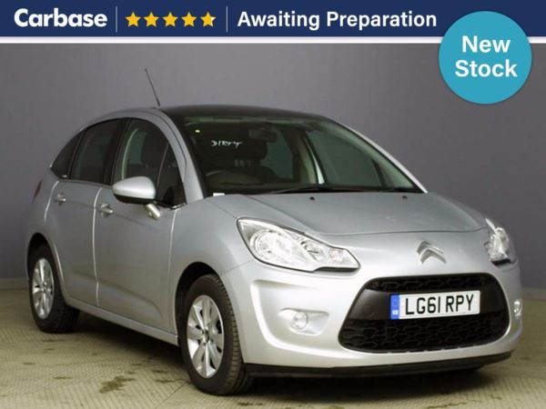 (2011) Citroen C3 1.4 HDi VTR+ 5dr Panoramic Roof - Bluetooth Connection - £30 Tax - Aux MP3 Input - USB Connectivity