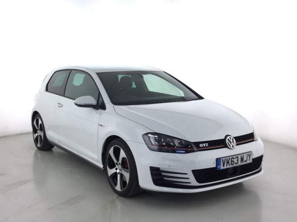 (2013) Volkswagen Golf 2.0 TSI GTI 3dr Bluetooth Connection - Parking Sensors - DAB Radio - Xenon Headlights