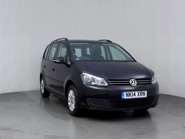 (2014) Volkswagen Touran 1.6 TDI 105 BlueMotion Tech S 5dr - MPV 7 SEATS DAB Radio - Aux MP3 Input - Cruise Control - 6 Speed - Air Conditioning