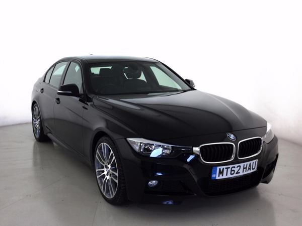 (2013) BMW 3 Series 320d M Sport 4dr Step Auto £6090 Of Extras - Satellite Navigation - Luxurious Leather - Bluetooth Connectivity
