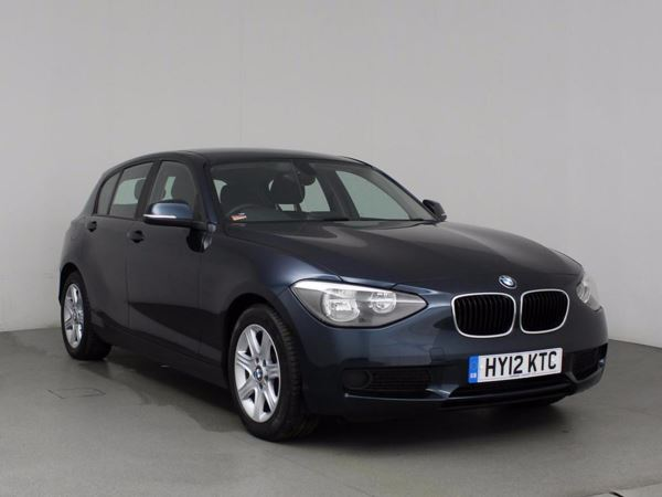 (2012) BMW 1 Series 116d ES 5dr Step Auto £2435 Of Extras - Bluetooth Connection - £30 Tax - Aux MP3 Input