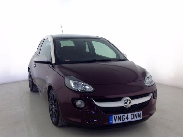 (2014) Vauxhall Adam 1.4i [100] Glam 3dr £1610 Of Extras - Panoramic Roof - Satellite Navigation - Bluetooth Connection