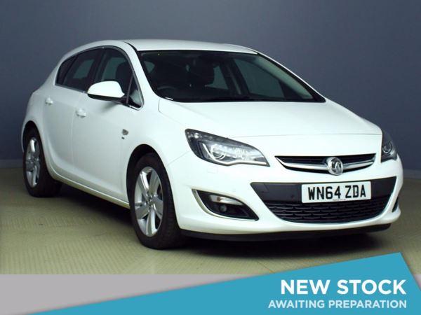 (2014) Vauxhall Astra 1.6 CDTi 16V ecoFLEX SRi 5dr £2915 Of Extras - Satellite Navigation - Zero Tax - Parking Sensors