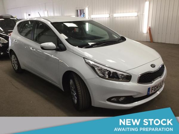 (2014) Kia Ceed 1.6 CRDi 1 EcoDynamics 5dr Bluetooth Connection - Zero Tax - USB Connection - Air Conditioning
