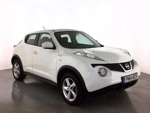 (2014) Nissan Juke 1.6 [94] Visia 5dr - SUV 5 Seats Air Conditioning - 1 Owner