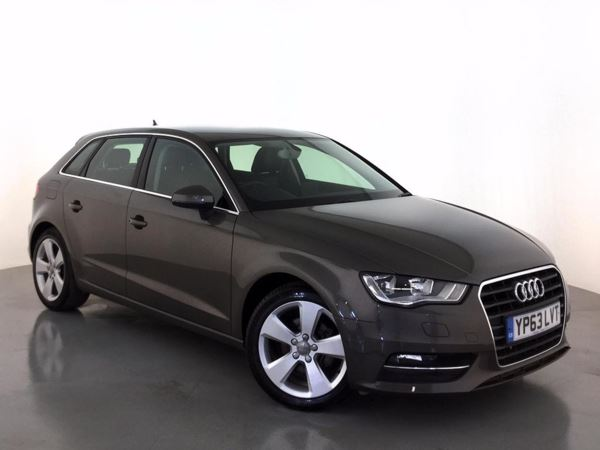 (2013) Audi A3 2.0 TDI Sport 5dr S Tronic [Start Stop] £670 Of Extras - Bluetooth Connection - £30 Tax - DAB Radio - Climate Control